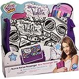 Color Me Mine - Bolso bandolera con diseño Violetta (Cife 86080)