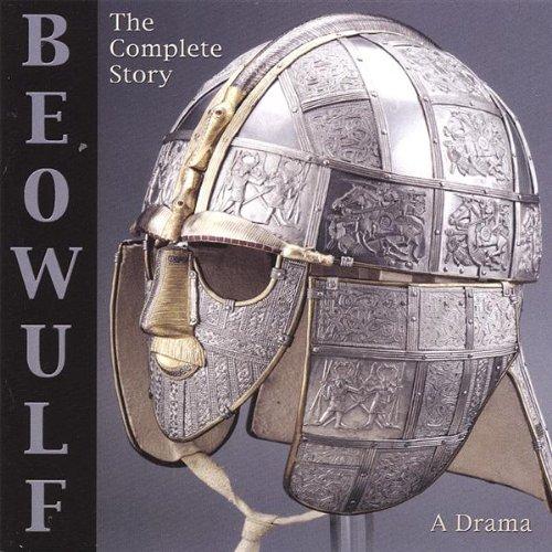 Beowulf and Wiglaf Kill the Dragon