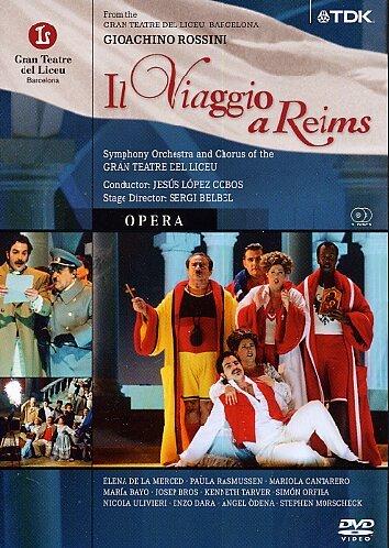Rossini, Gioacchino - Il viaggio a Reims (2 DVDs) -