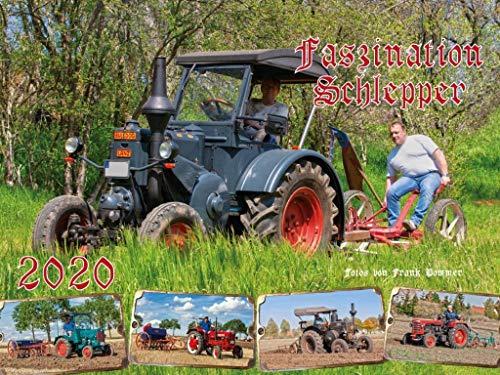 Faszination Schlepper Kalender 2020: Alte Traktoren im Einsatz