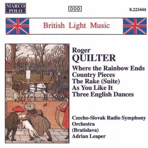 A Children's Overture, Op. 17: A Children's Overture