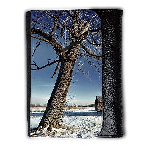 le portefeuille de grands luxe femmes avec beaucoup de compartiments // F00003387 tress en invierno // Medium Size Wallet