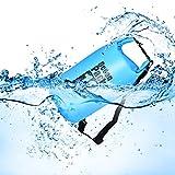 Dry Bag/Wasserdichter Trockenbeutel Tofree(10L/Blau) total wasserfeste Tasche Ideal für Boot und Kajak, Angeln, Rafting, Schwimmen, Camping und Snowboarden Schützt Deine Wertsachen und Kleidung vor Wasser, Sand, Staub und Schmutz