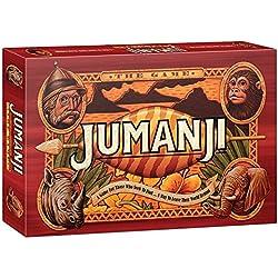 JUMANJI JBG000001 - Juego de tablero, Versión Inglesa, Multicolor
