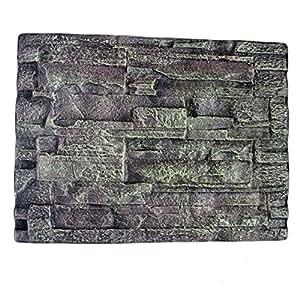 Reptile Vivarium 3D Natural Look Polystyrene Background