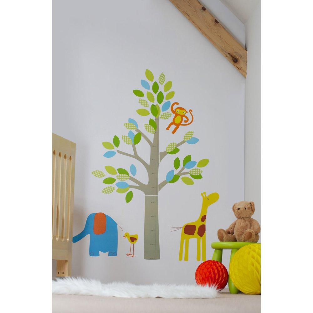 The gro company height chart sticker set hetty amazon baby amipublicfo Gallery