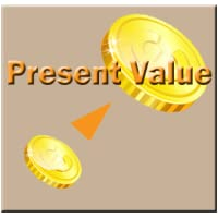 Present value Discrete compounding