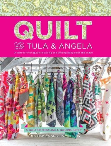 Quilt with Tula and Angela - Long Arm Quilting Designs