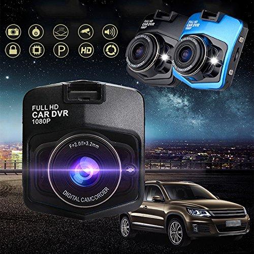 """Sedeta® 2.4"""" LCD Full HD 1080P dashcam Auto-DVR Loop-Aufnahme Nachtsicht Unterstützung 32G TF-Karte Für Linton 6624 Schwarz"""