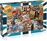 Gibsons Spirit of the 50s Jigsaw Puzzle, 1000 piece