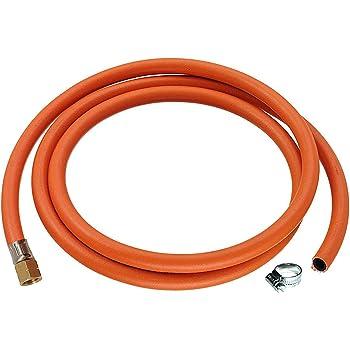 1m /Φ6mm Gasschlauch Propan Butan 6//9//10 mm x 3mm 20 bar Meterware Gasschlauch