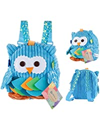 Preisvergleich für Babyrucksack Kinder Rucksack Kindergartenrucksack Schultasche für Mädchen Jungen und Wandern, Mini Backpack für...