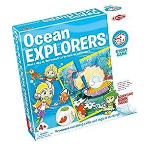 Tactic 54864océano Explorer Historia Juegos
