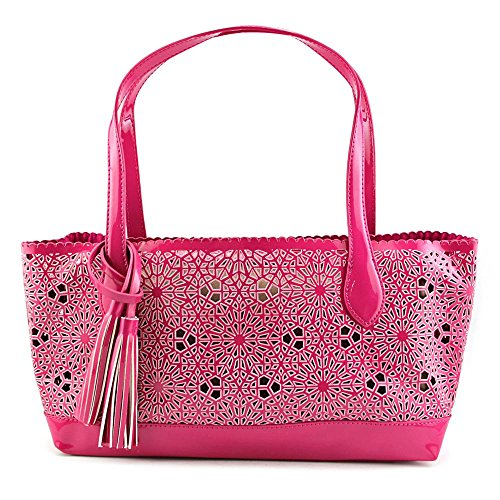 buco-small-starburst-tote-femmes-rose-cartable