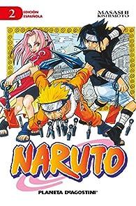 Naruto nº 02 par Masashi Kishimoto