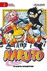 Naruto nº 02 par Kishimoto