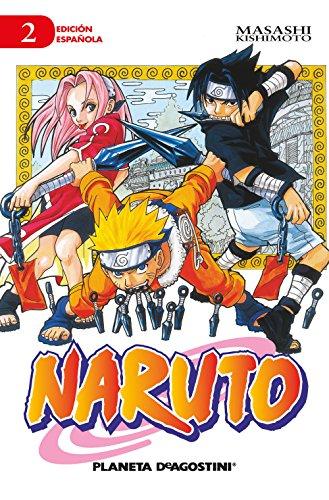 Naruto nº 02/72 (PDA) (Manga Shonen) thumbnail
