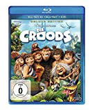 Die Croods [3D Blu-ray] [Deluxe Edition]