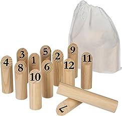 Betoys Mölkky, Spiel aus Holz