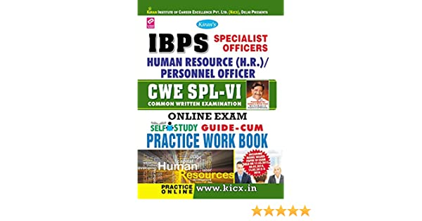 ibps specialist officer so spl 6 human resource hr personnel exam rh amazon in Navy Personnel Specialist Personnel Specialist Exam