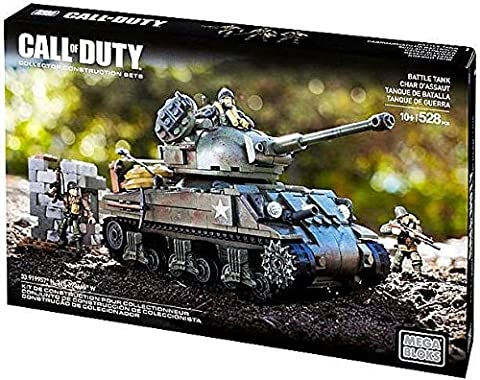 Mega Bloks Call Of Duty - Mega Bloks Call of Duty Legends: Battle