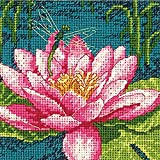 Dimensions Crafts Needlepoint Kit, Drago...