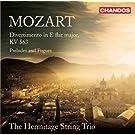 Mozart: Divertimento, K. 563 - Preludes and Fugues