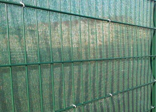 Zaunblende Sichtschutz Windschutz 1,80 x 50 m Tennisblende