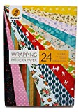 #6: Canary Gift Wrapping & Pattern Papers (in Booklet form) (12 Different Designs - 2 of Each) (A4 Size Booklet)