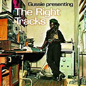 Gussie Presenting: the Right Tracks [Vinyl LP]