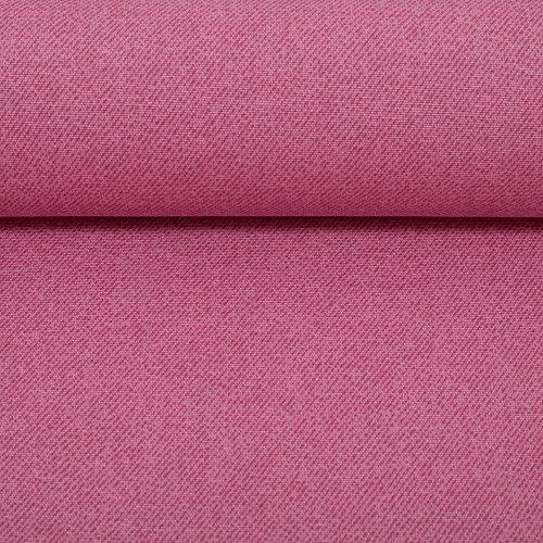 Swafing Beschichteter Baumwollstoff/Barny / Meterware/Acrylbeschichtung / Tischdecken/Platzsets / Lunchbags/Nähen (rosa 1434)