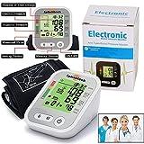 Best Bp Monitors - Splinktech Digital Upper Arm Blood Pressure Monitor BP Review