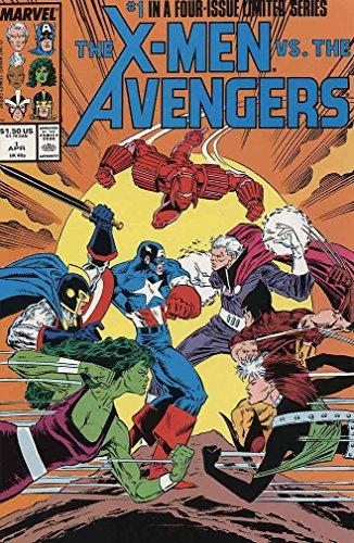 X-Men Vs. The Avengers # 1