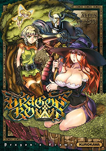 Dragon's Crown Edition simple One-shot