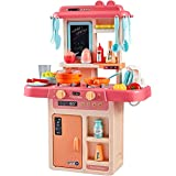Kids Kitchen interactive game - with sound ,light and water - Kitchen games for girls - size 63 x 45 x 22