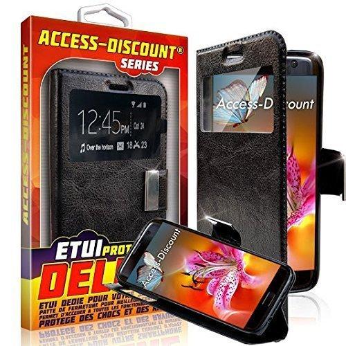 Access-Discount Live Mobile Etui pour NOKIA MICROSOFT LUMIA 535 Coque de protection compatible NOKIA MICROSOFT LUMIA 535 Housse pochette de couleur pour le NOKIA MICROSOFT LUMIA 535