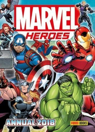 Marvel Heroes Annual 2018 (Annuals 2018)
