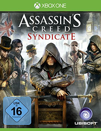 Assassin's Creed Syndicate - Special Edition - [Xbox One] - One Xbox Assassins Creed
