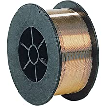 Einhell 1576351 - Bobina de hilo de acero para soldadura, 0.8 mm, 5 kg, color negro