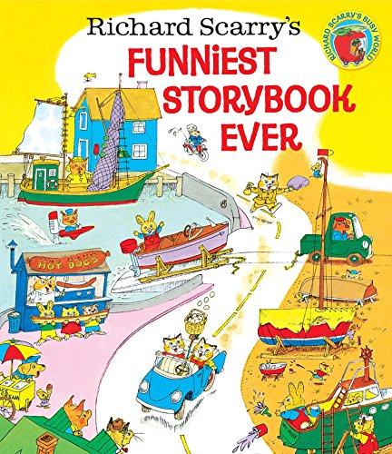 Funniest Storybook Ever! por Richard Scarry