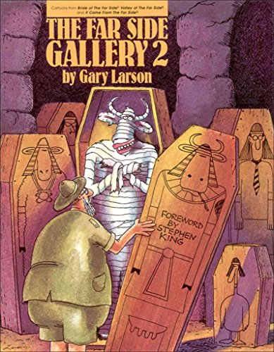(The Far Side Gallery 2) By Larson, Gary (Author) Paperback on 01-Sep-1986