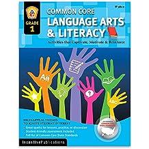Common Core Language Arts & Literacy Grade 1 (English Edition)