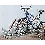 Fahrradständer - Anlehnparker 2506 einseitig - 6 Einstellplätze