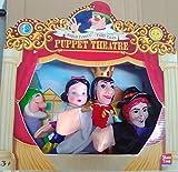 Set de marionetas Blancanieves