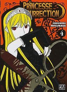 Princesse Résurrection Edition simple Tome 4