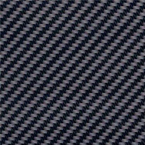 Preisvergleich Produktbild Wassertransferdruck Hydrographic Folie Carbon Köper 2 grau schwarz 100x100 cm