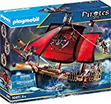 Playmobil- Pirates Action Figure Playset e Nave, Multicolore, 70411