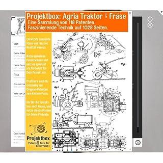 Agria Traktor & Fräse: Deine Projektbox inkl. 118 Original-Patenten bringt Dich mit Spaß hinter die Geheimnisse der Technik!