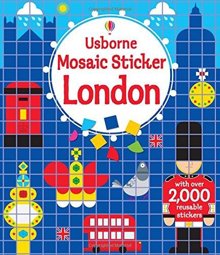 Mosaic Sticker London (Mosaic Sticker Books)