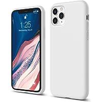 """elago Liquid Silicone Case Kompatibel mit iPhone 11 Pro Hülle (5,8""""), Silikon Handyhülle, Rundumschutz : 3-Layer…"""